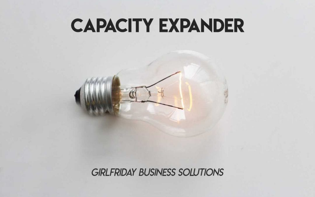 Capacity Expander