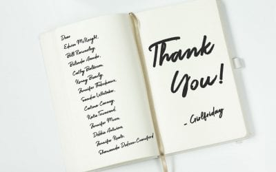Thank You from GirlFriday